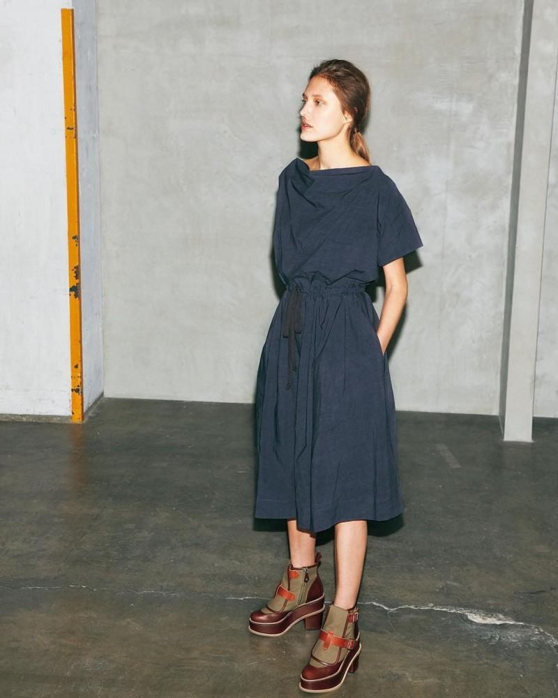 Jo Kruk for Vivienne Westwood Japan