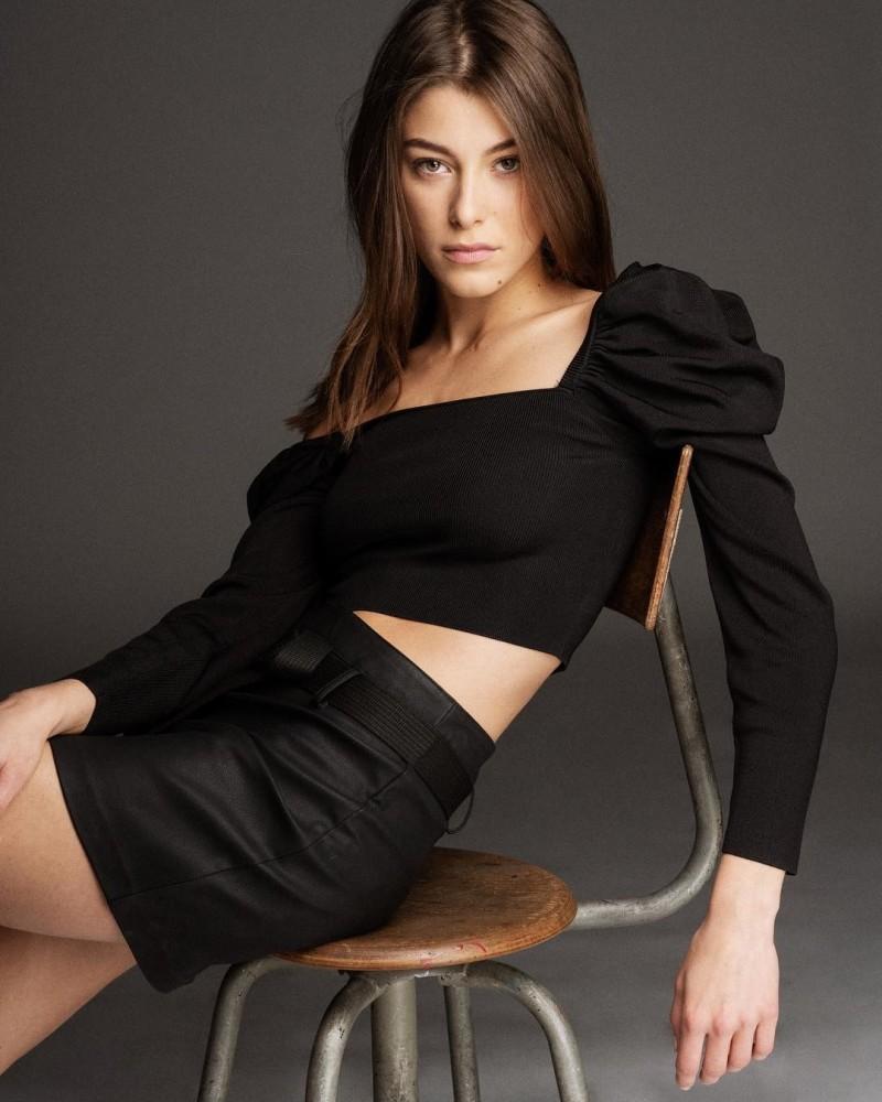 Stephanie Garcia by Adam Amouri