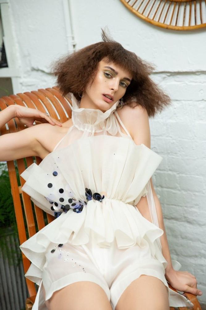 Sibui Nazarenko for Glamour Iceland