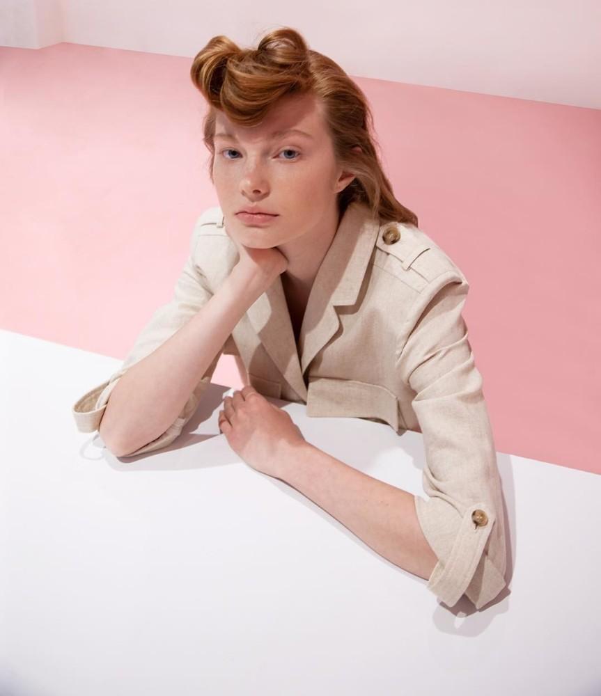 Daria Milky for Paula Chile Magazine