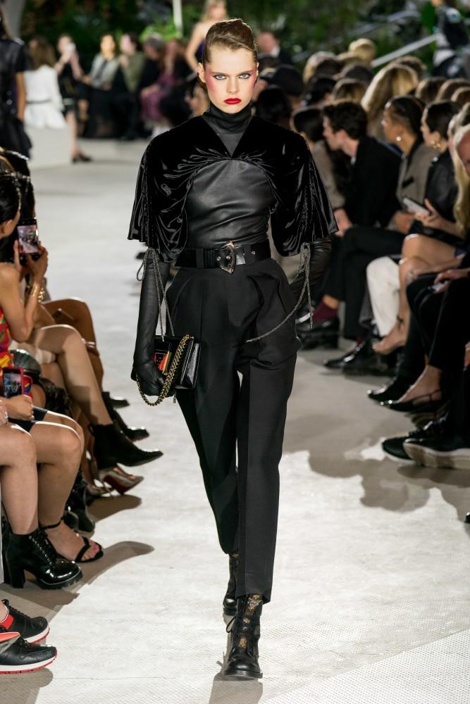Maud Hoevelaken for Louis Vuitton (Resort 2020) NY