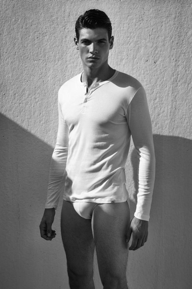 Xavier Grey for Enrico Underwear Spring 2019