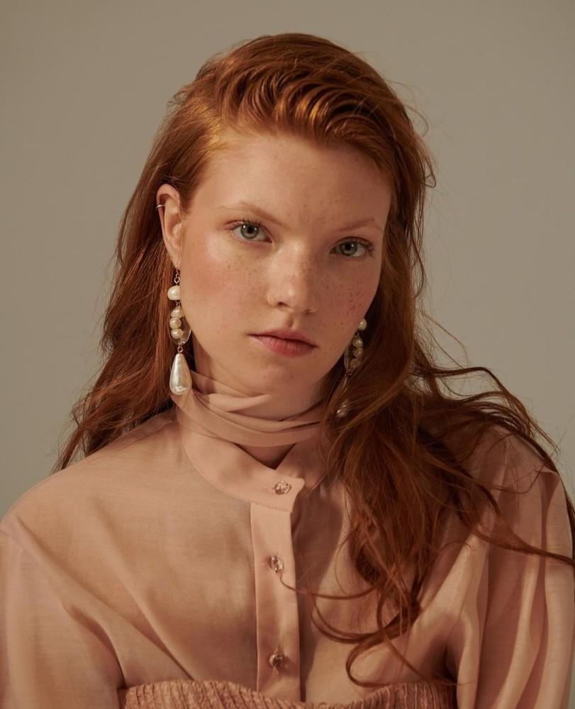 Anastasia Ivanova for Frankie + Clo