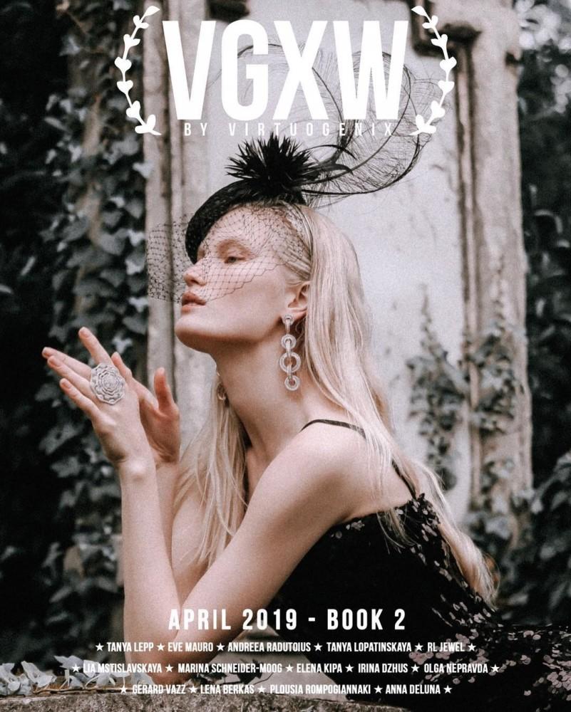 Ali Osk for VGXW Magazine