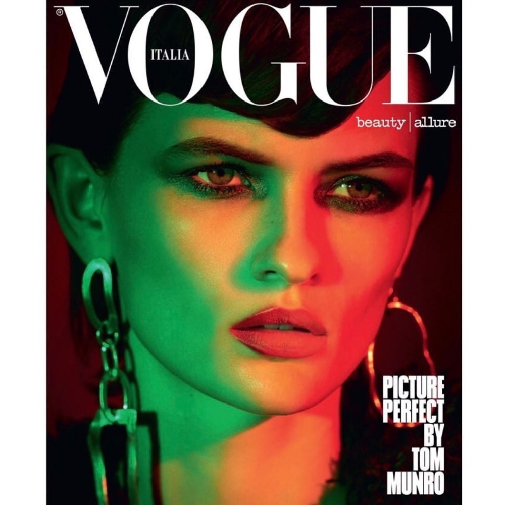 Lara Mullen for Vogue Italia May'19
