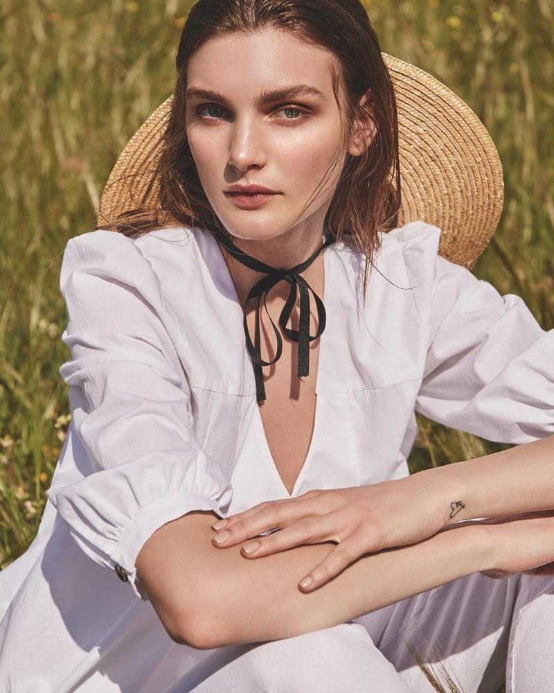 Nastya Abramova for Mirror Magazine Greece