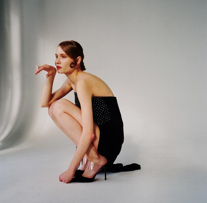 Kasia Smulska for Teeth Magazine