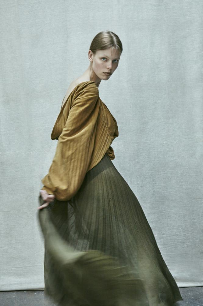 Darja Savchenko for Vogue Italia