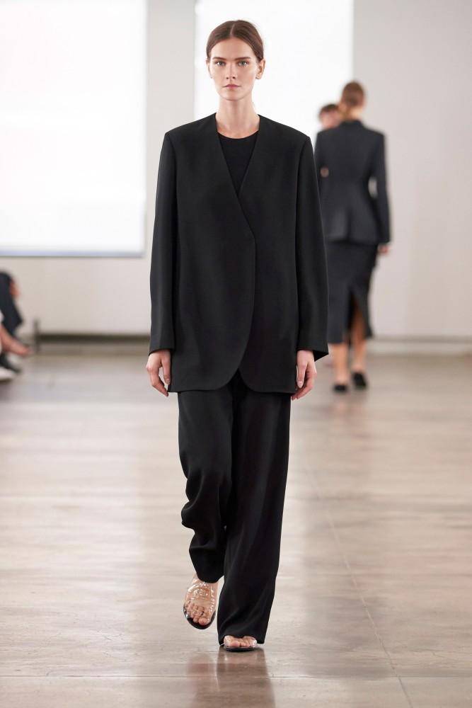 Magdalena Chachlica for Zero + Maria Cornejo RTW SS20 NYFW