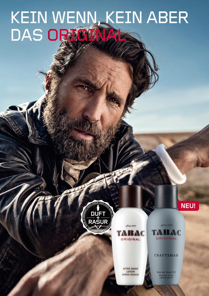 Adrian Prevost for Tabac Campaign