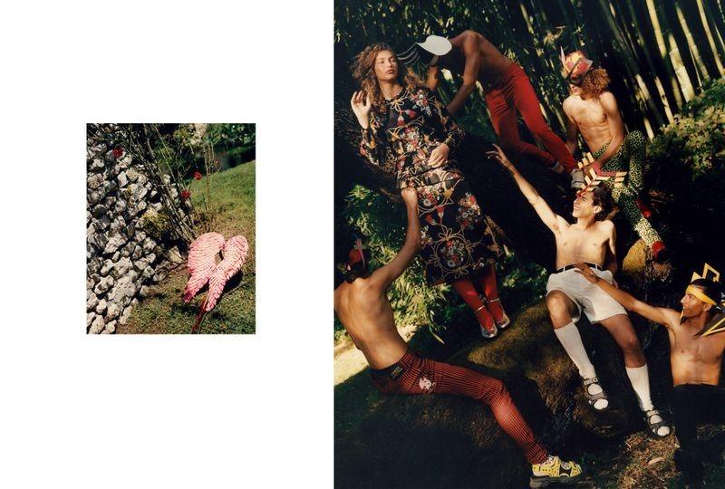 Dorit Revelis Pleasure Garden