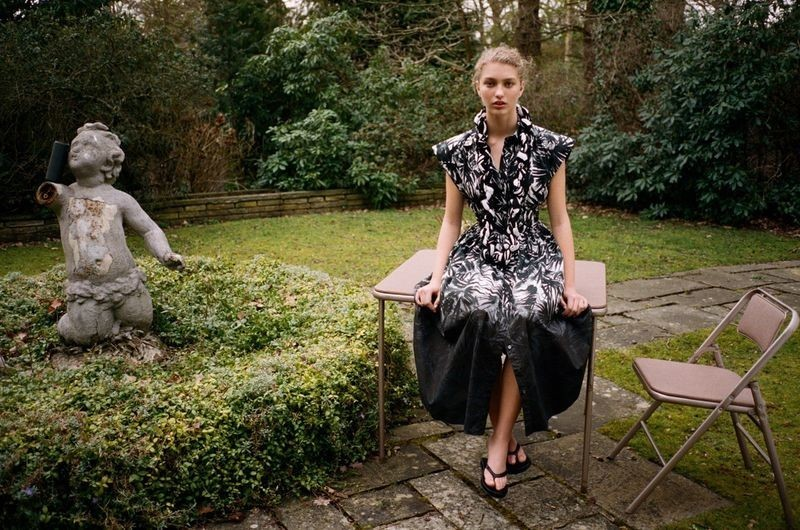 Dorit Revelis British Vogue