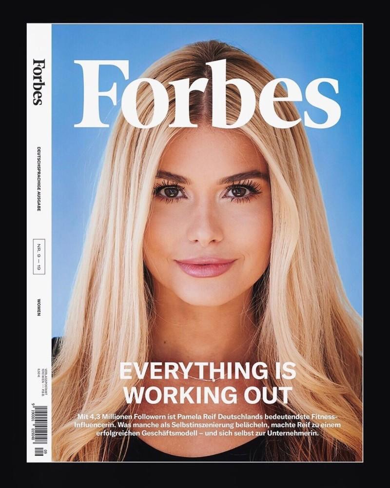 Pamela Reif for Forbes