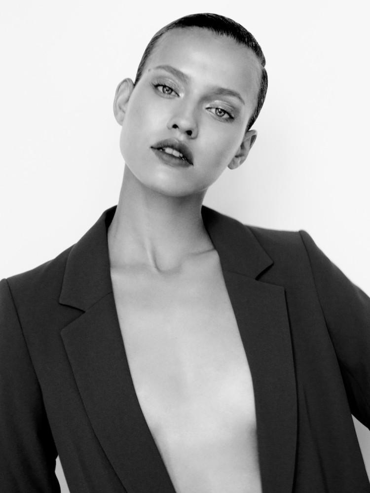 Dasha Abdulova by Markus Lambert