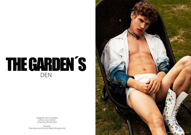Timo Baumann for Risbel Magazine