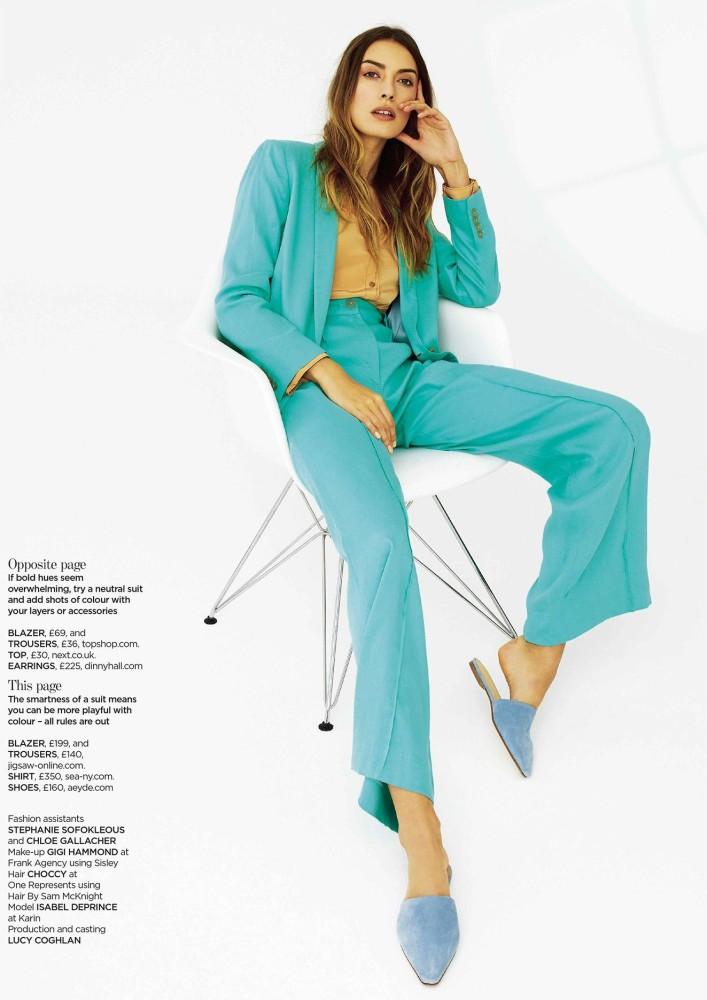 Isabel Deprince for You Magazine