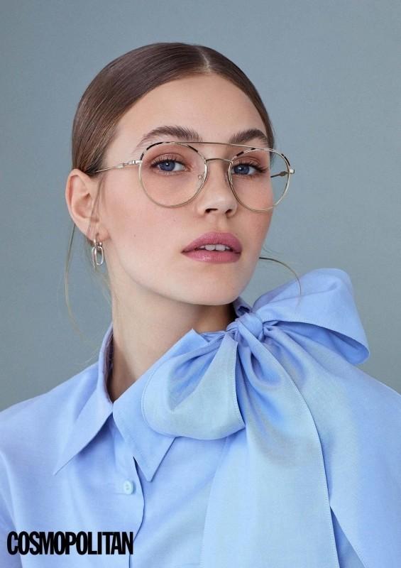 Alissa Wenzel for Cosmopolitan Germany