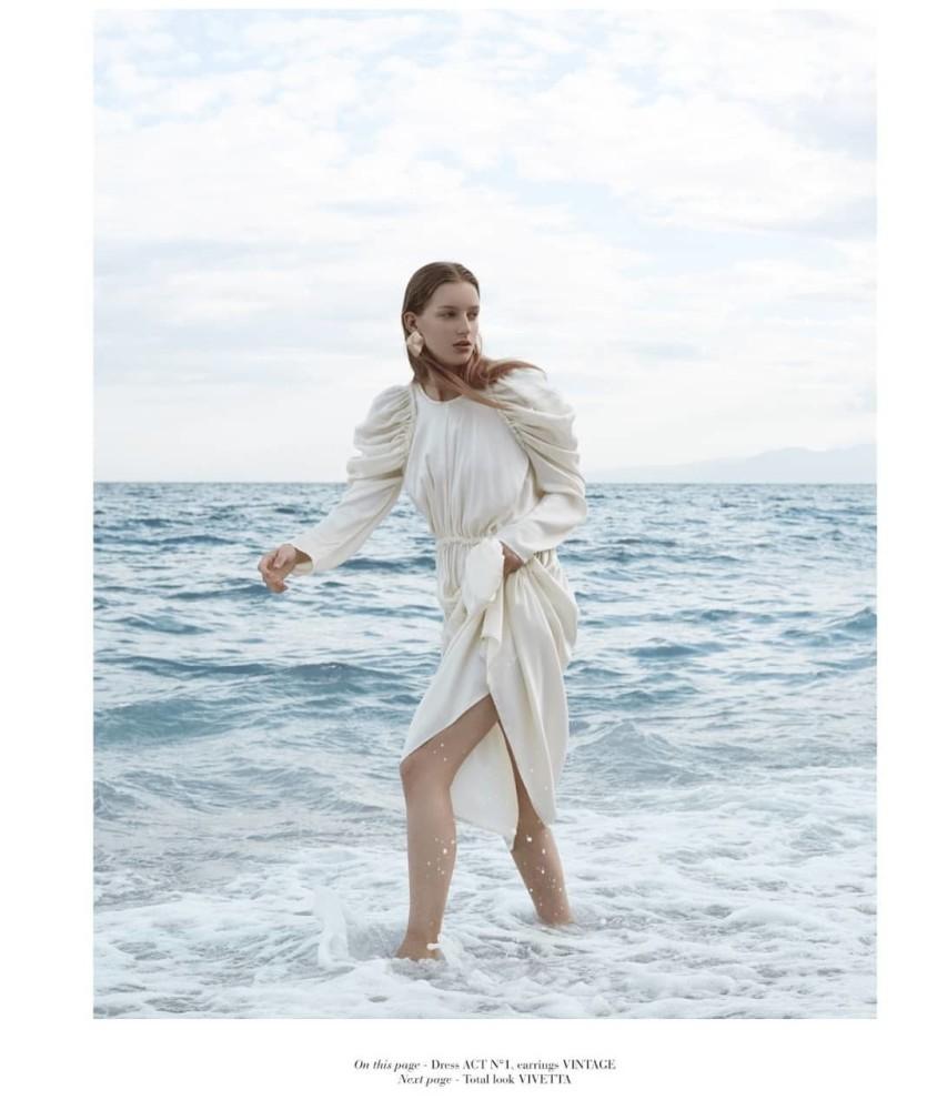 Kira Alferink for Mia Le Journal, October 2019