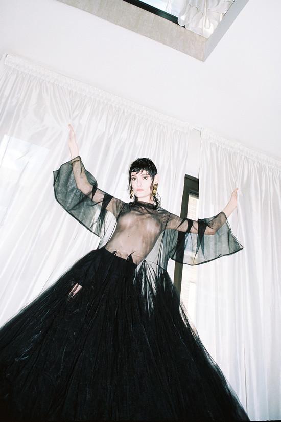 Sarah Boursin for Please Magazine