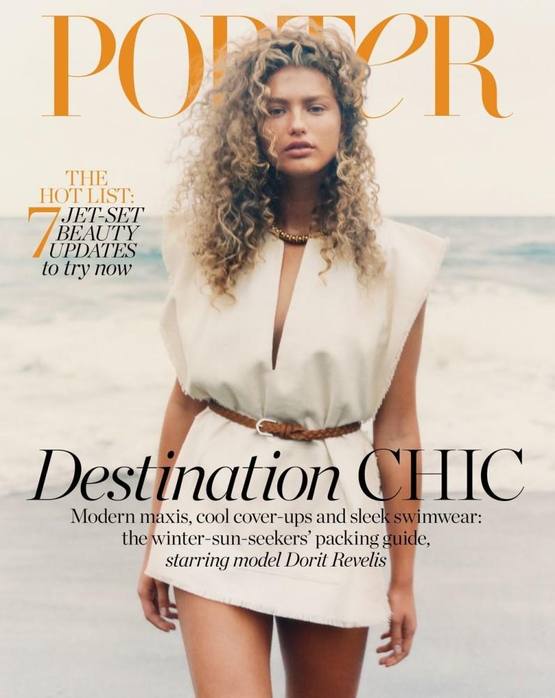 Dorit Revelis for Porter Magazine