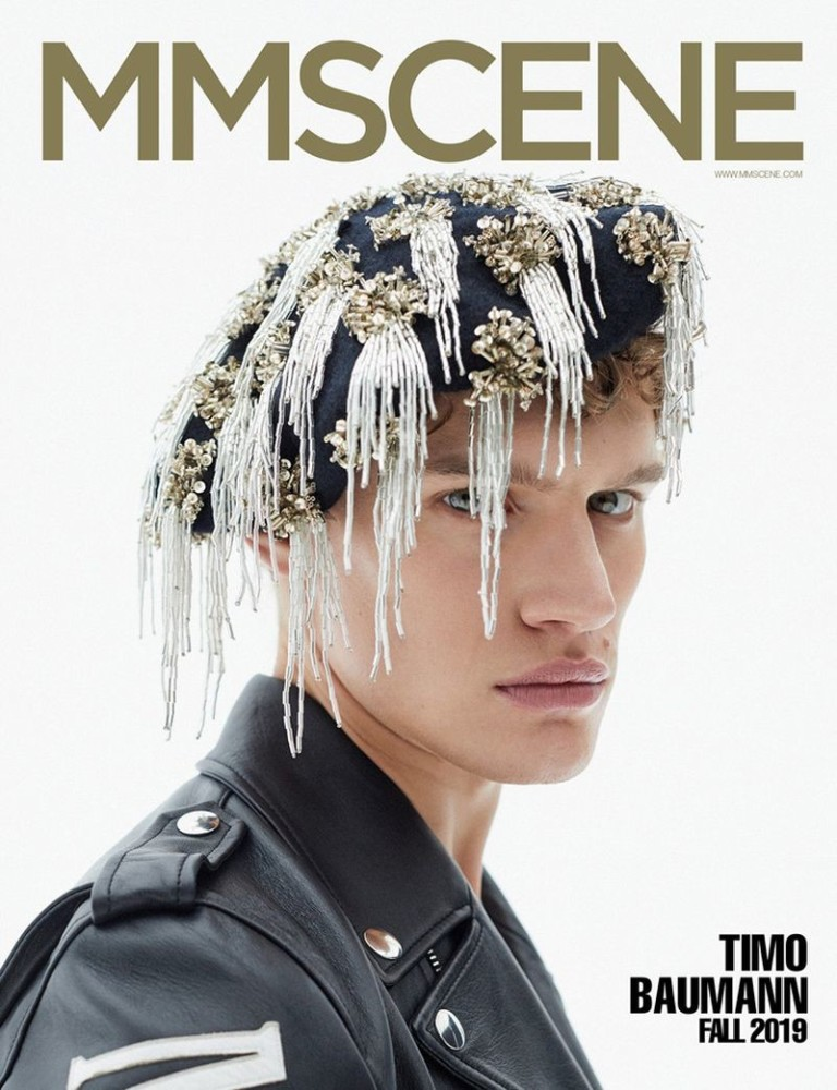 Timo Baumann for MMScene, October 19