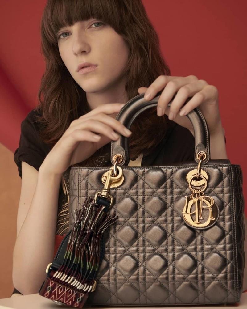 Evelyn Nagy for  Dior