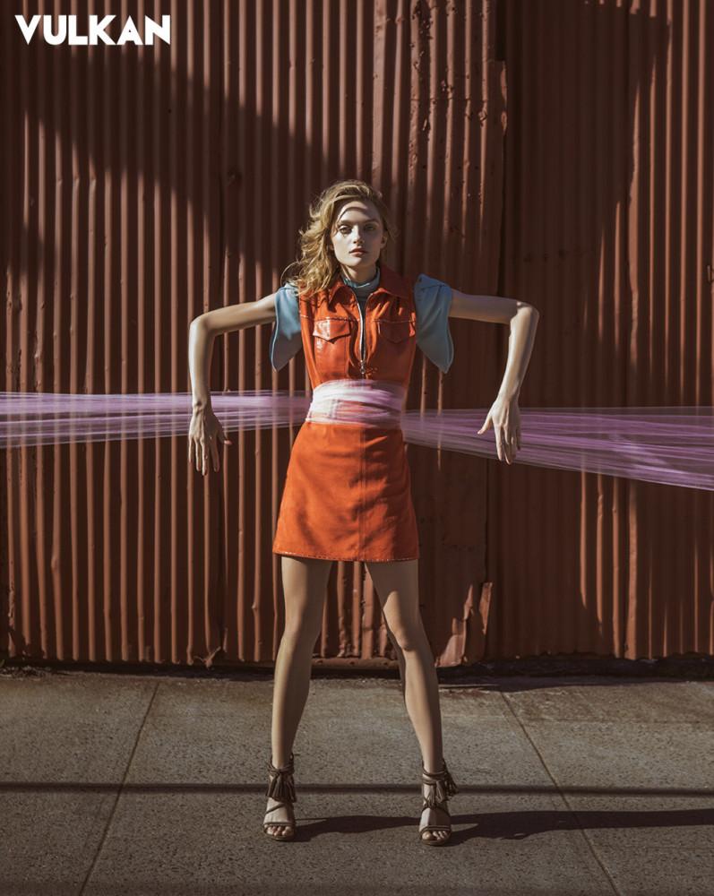 Julia Belyakova for Vulkan Magazine