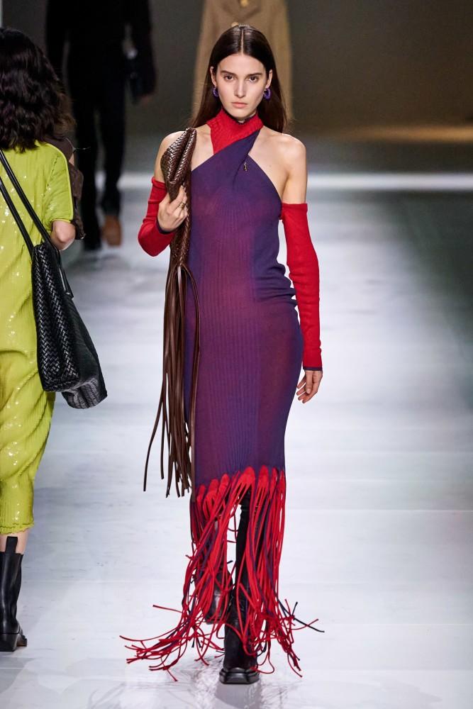 Rachelle Harris for Bottega Veneta F/W 20 MFW