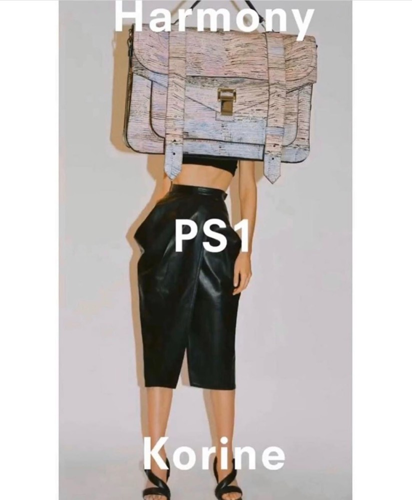 Rachelle Harris for Proenza Schouler x Harmony Korine