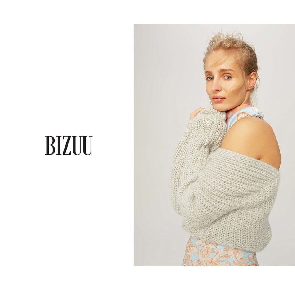 Natalia Uliasz for BIZUU