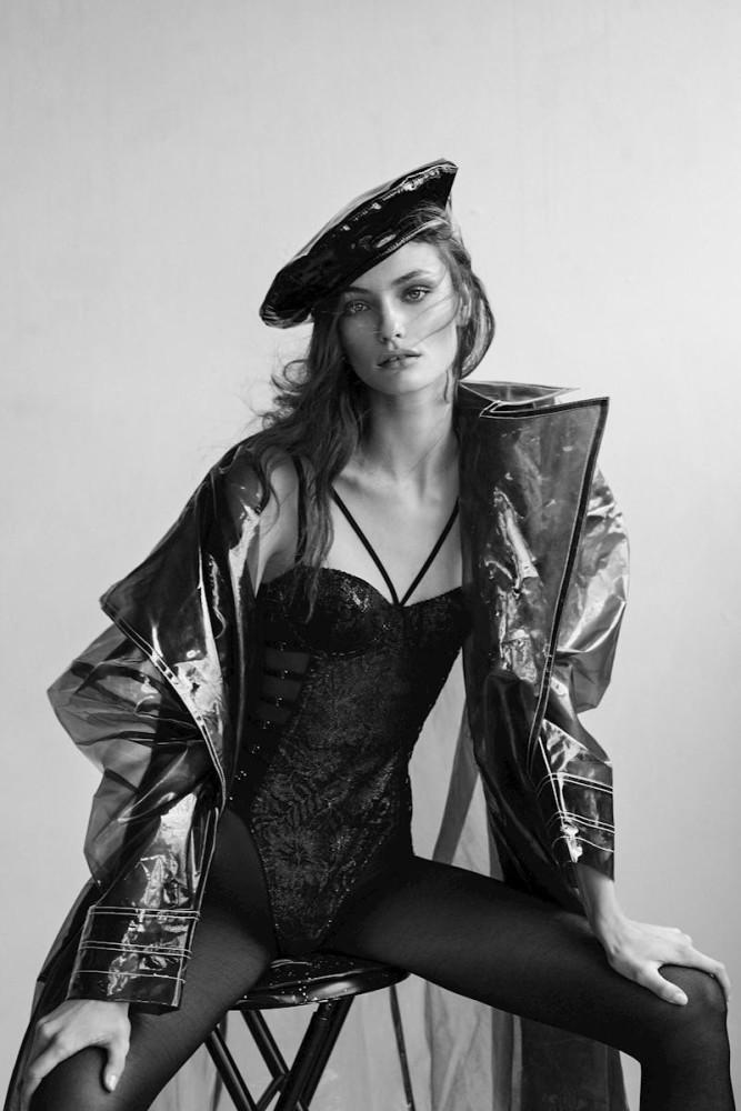 Paula Cioltean by Ace Amir