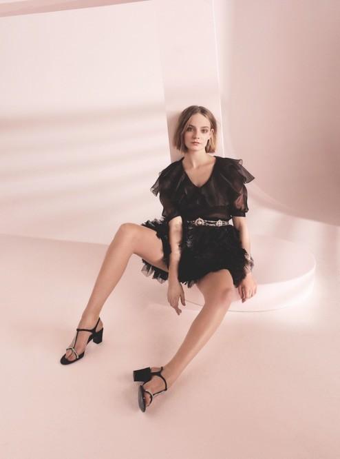 Nimue Smit for HELLO! Fashion, April 2020