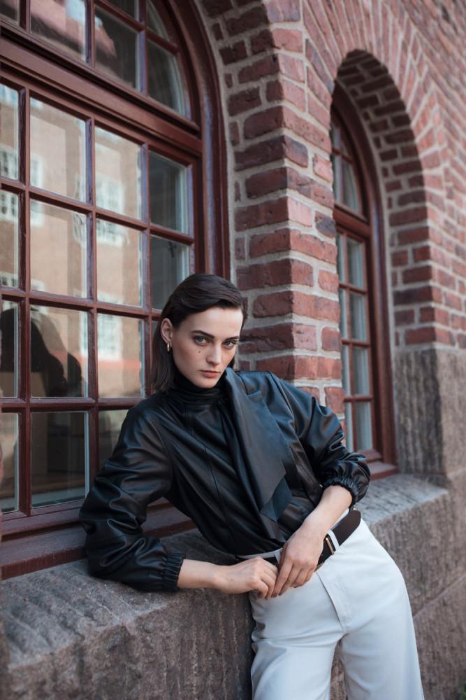 Sibui Nazarenko for Plaza Kvinna Magazine