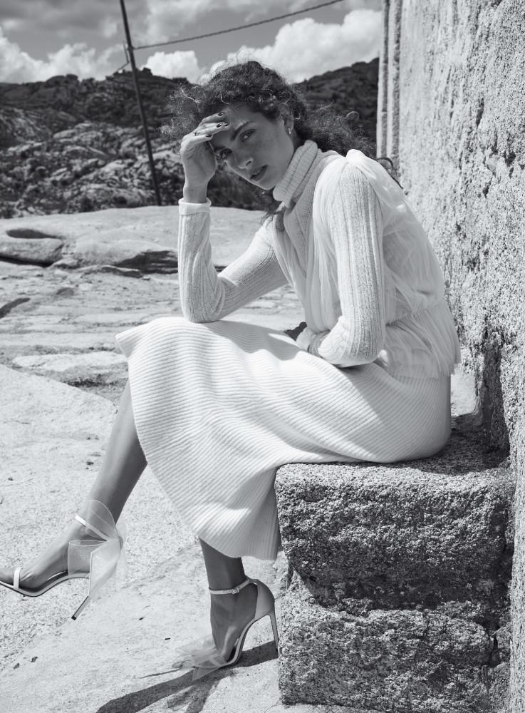 Ines Maristany for TELVA Magazine