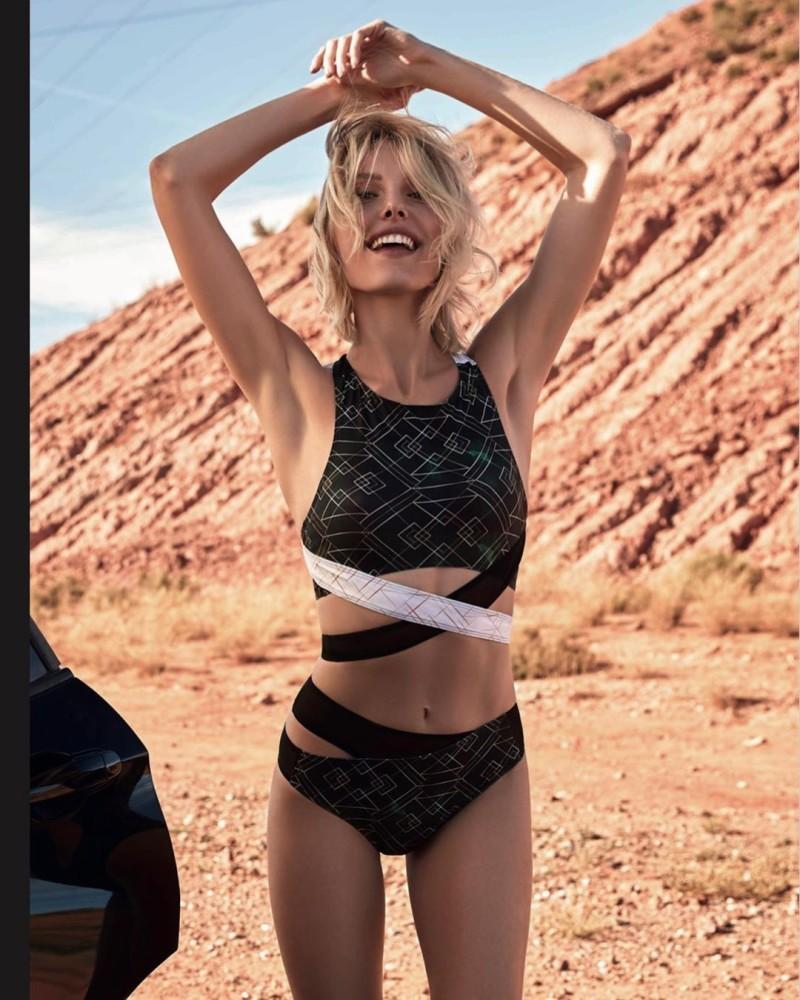 Jenny Severynenko for CYL Moda Intima