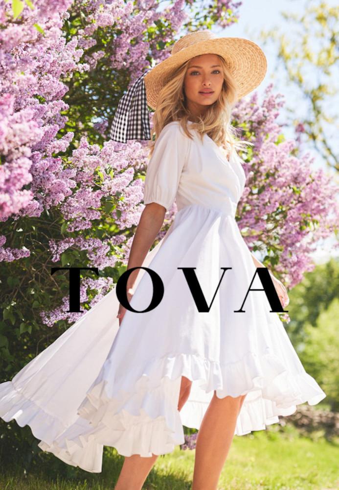 Xenia Belskaya for Tova Campaign