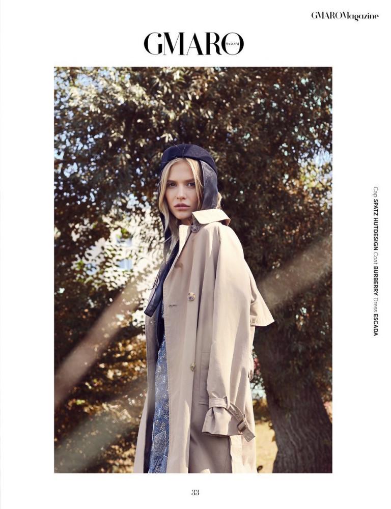 Veronika Baskakova for GMARO Magazine