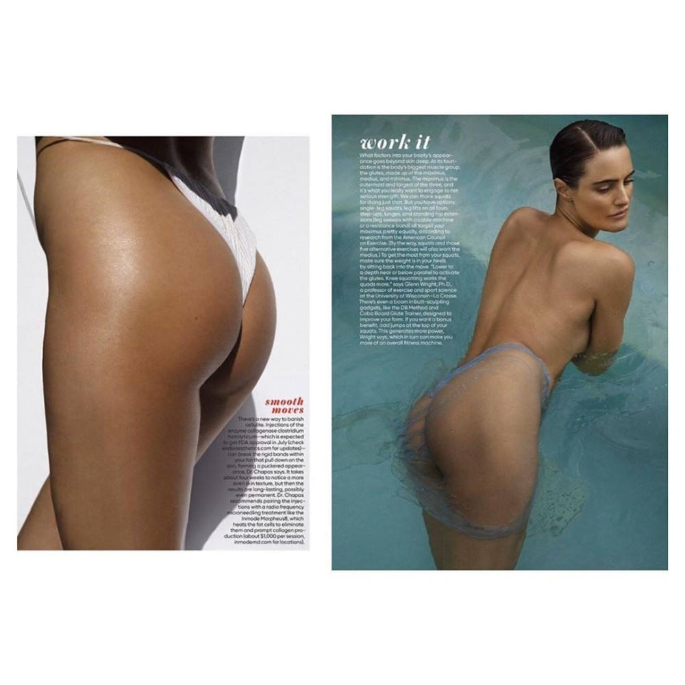 Daniella Midenge for Shape