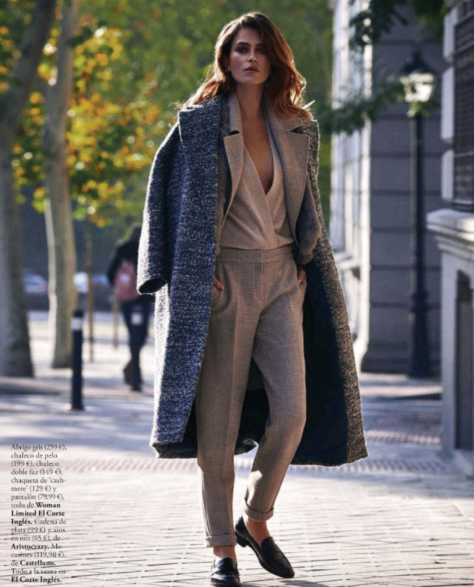 Marlena Szoka for ELLE Spain