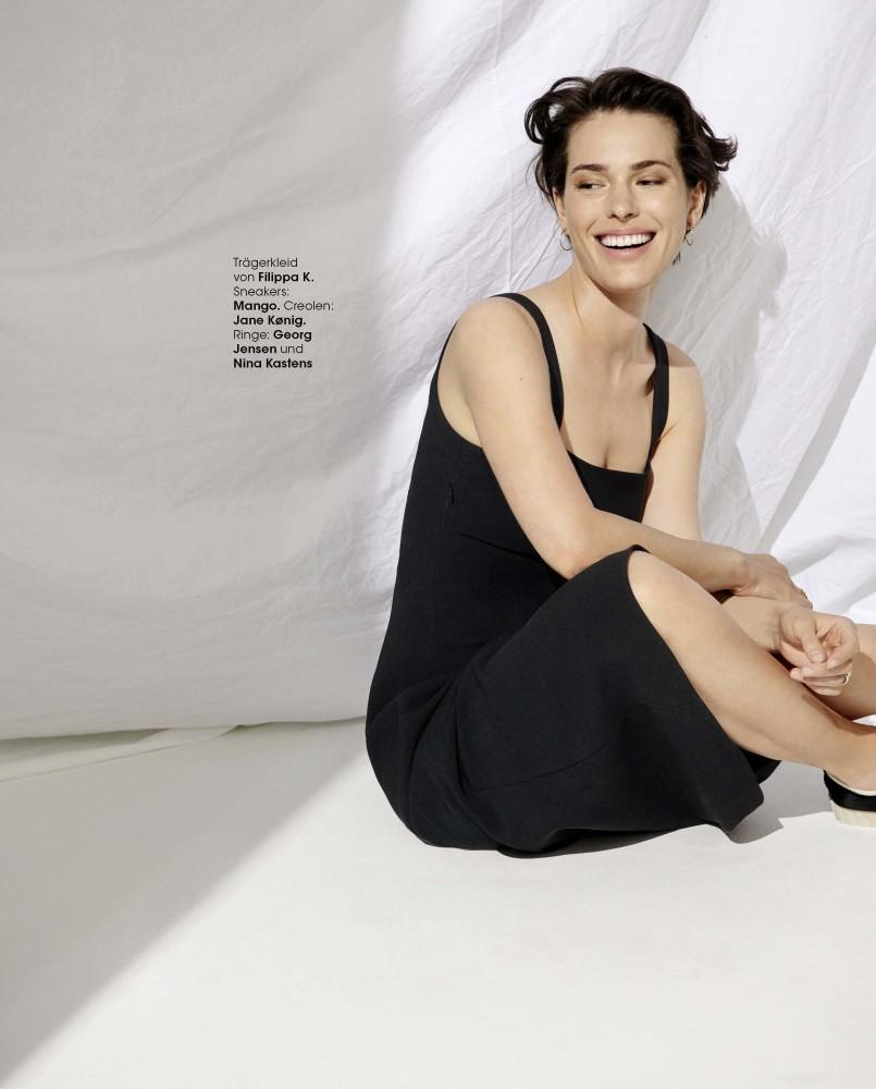 Bettina Buhl for Donna Magazine