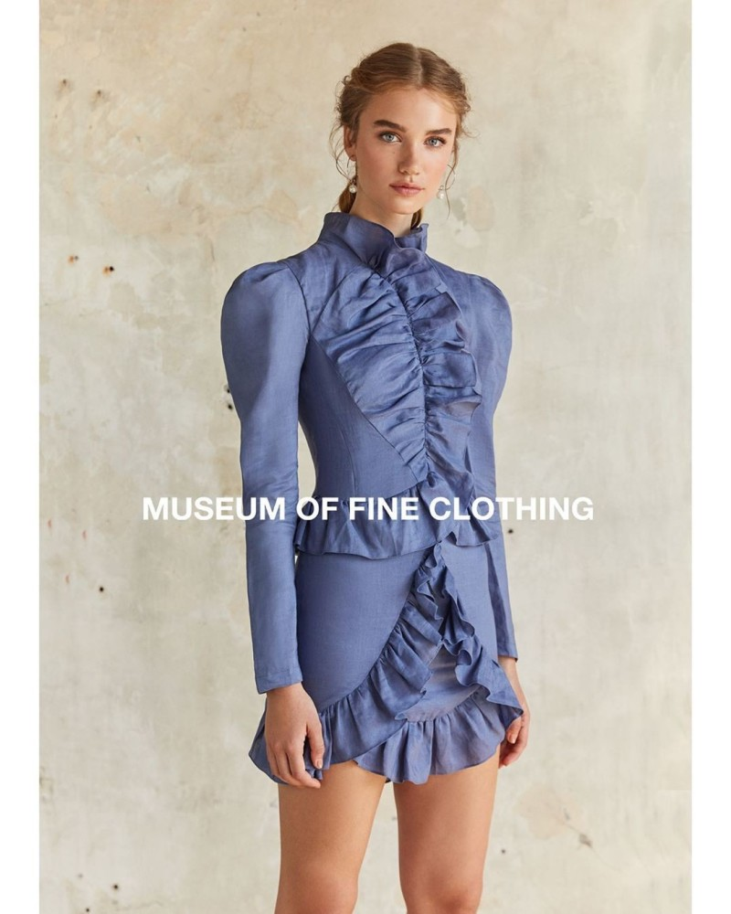 Greta Ruga for Museum of Fine Clothing SS 20