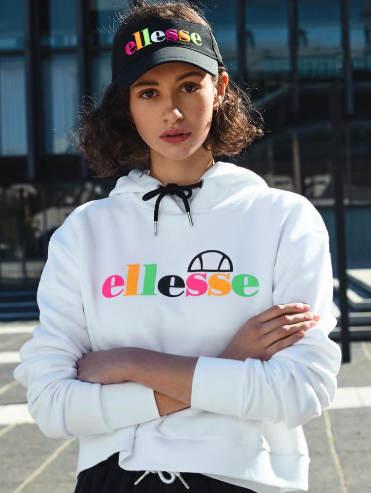 Kim Davidson for ELLESSE Campaign