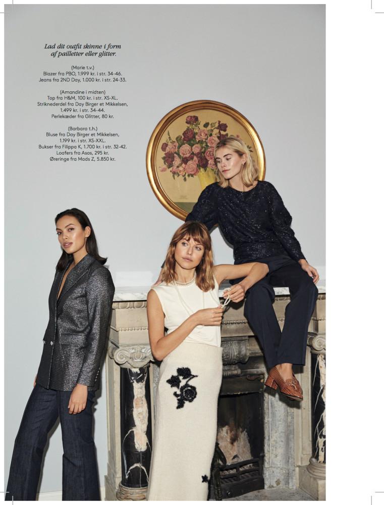 Amandine P. for Femina Magazine