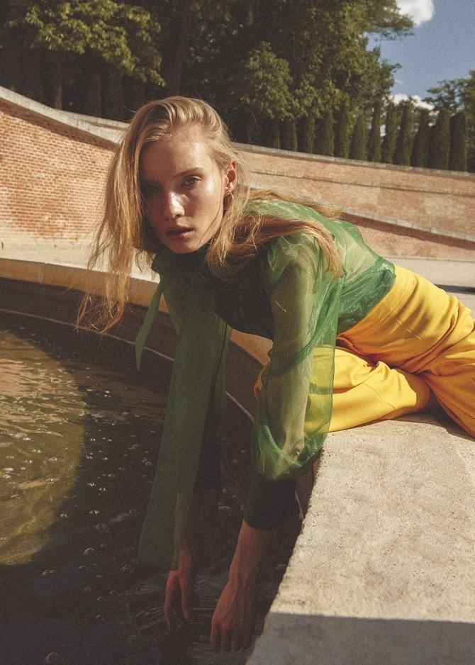 Kasia Smulska for Revista Vanidad