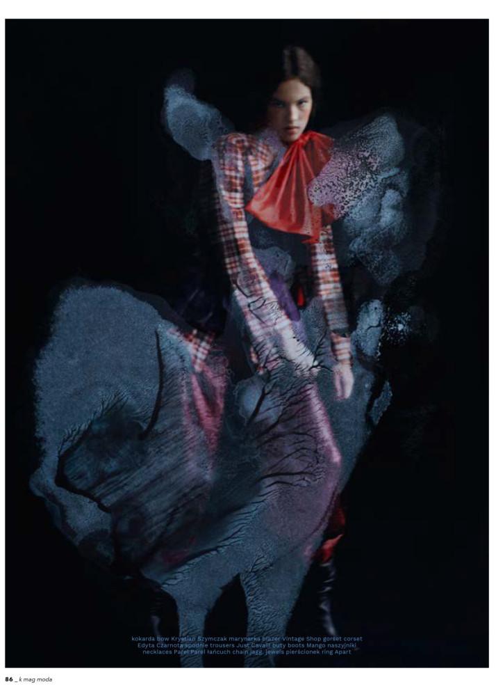 Maja Zimnoch for K Magazine