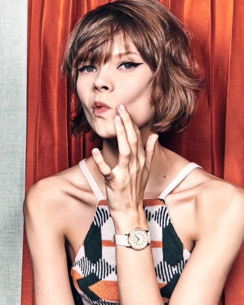 Irina Kravchenko for ELLE France