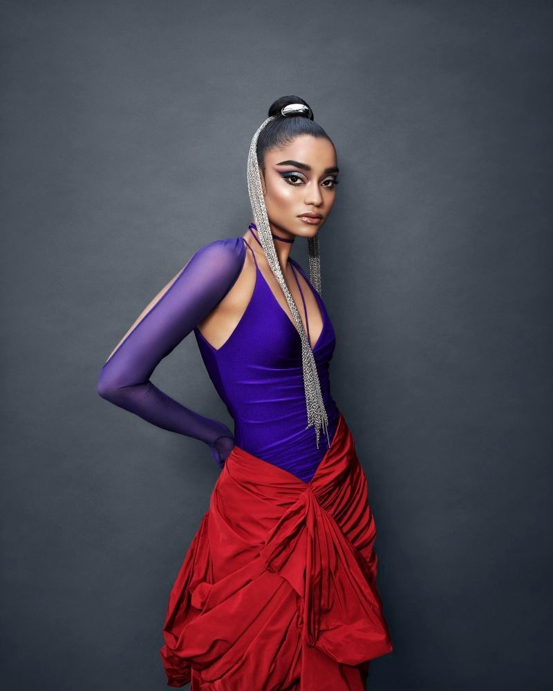 Shonali  Singh for Vogue Arabia, May 2020