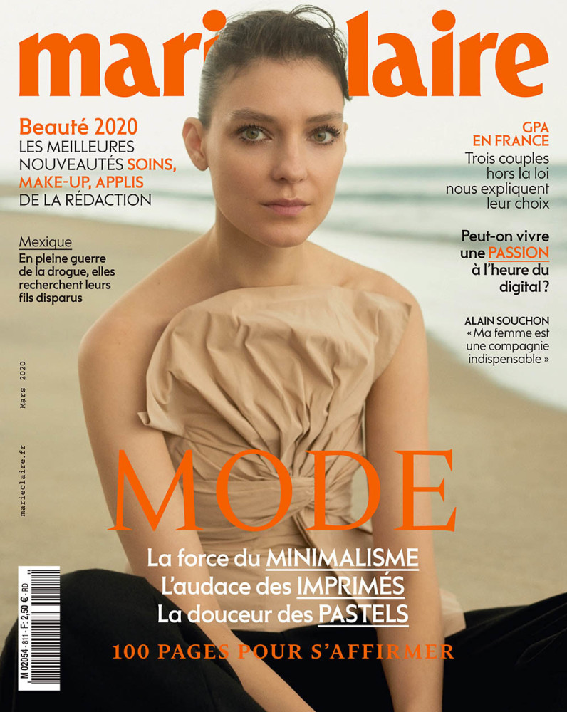 Kati Nescher for Marie Claire France