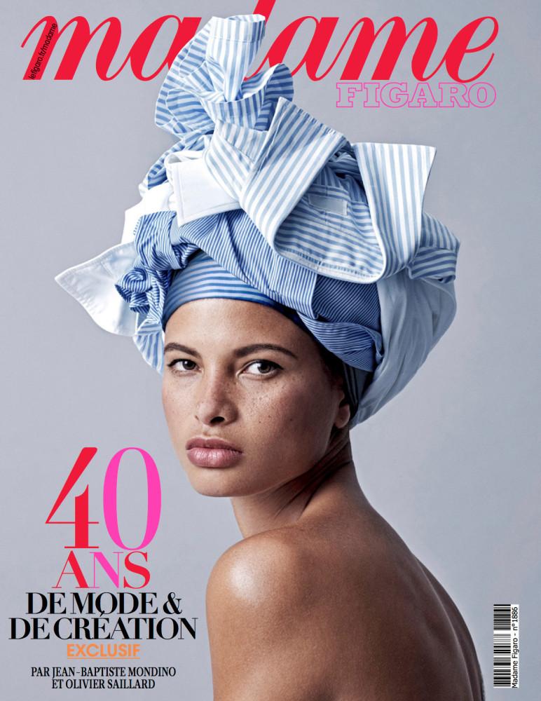 Litza for Madame Figaro France