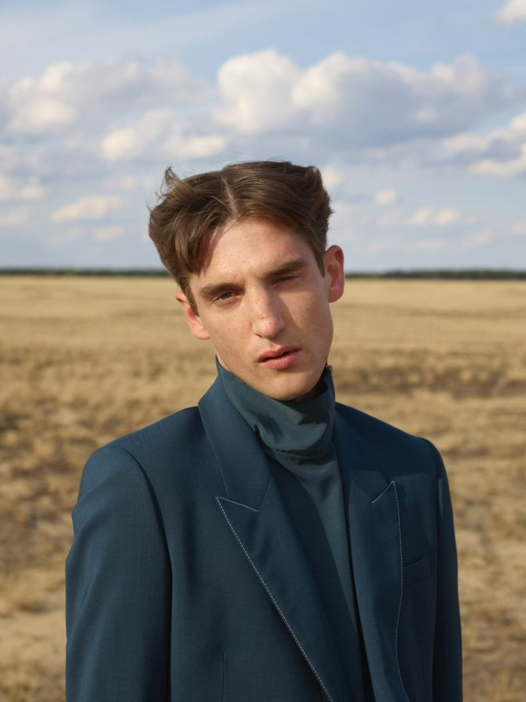 Anatol Modzelewski for Stern Mode